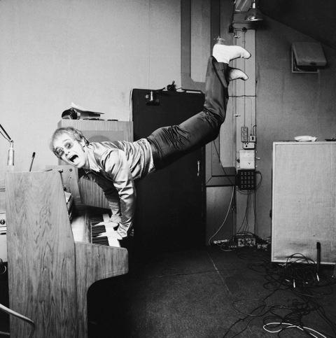 Elton John & i Grammy