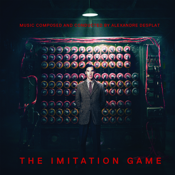 THE IMITATION GAME OST